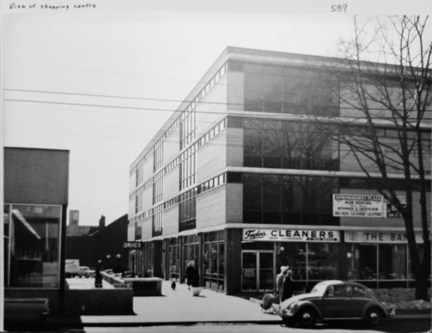 City of Toronto Archives, Fonds 2032, Series 840, File 291
