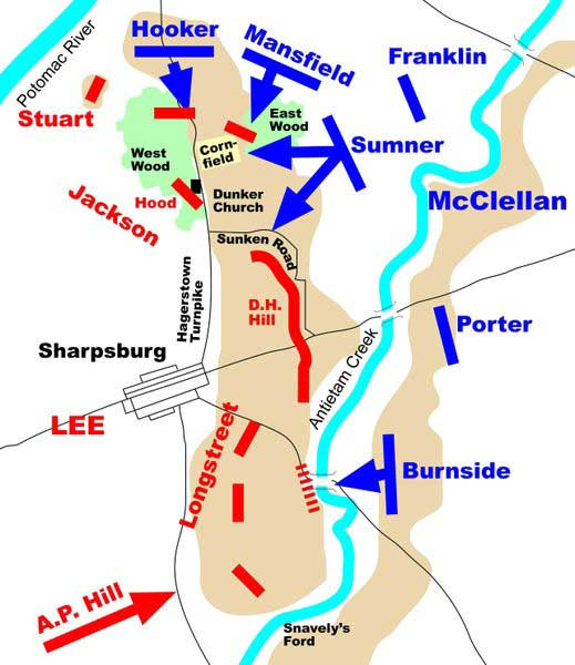 Location Fort Donelson