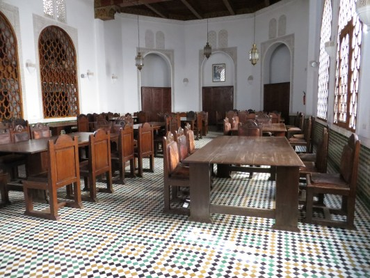 Photo by Martin Kalfatovic, Flickr.com, Al-Karaouine Library, Fes, Morocco, May 2013