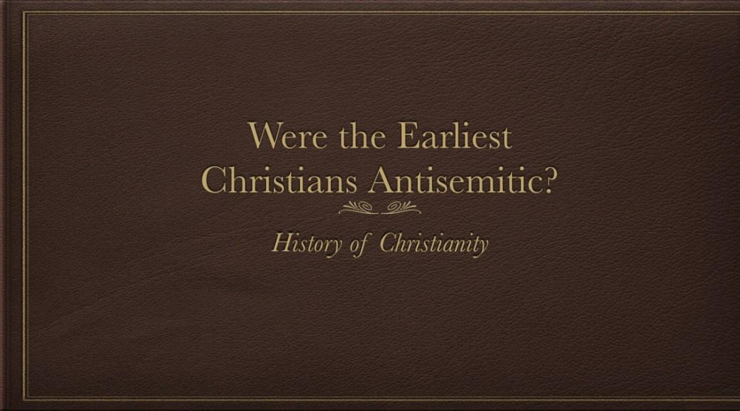 Antisemitic
