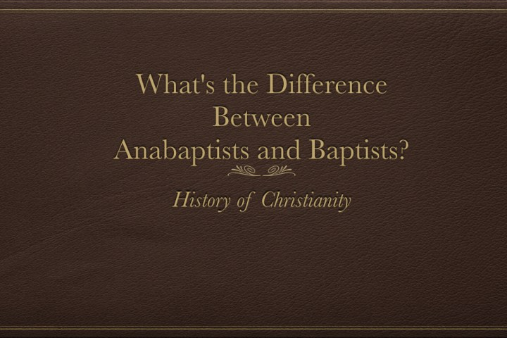 Anabaptists