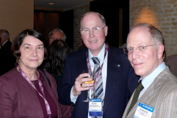 Anne Black, Martin Black, Jeffrey Bernhard