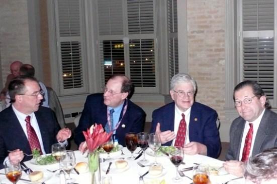 John Hall, Gary Dyer, Gary Brauner