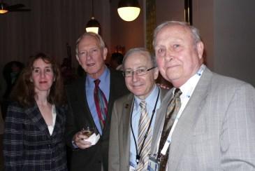 Jennifer Parish, Mark Lebwohl, Larry Millikan
