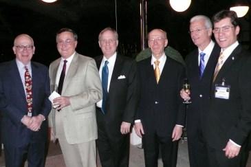 Lawrence Parish, Gerd Plewig, Anthony Benedetto
