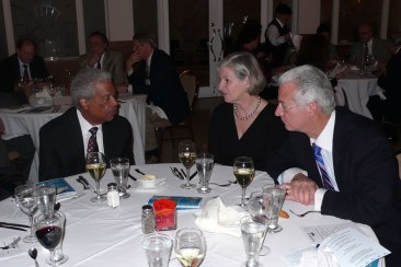 Charles McDonald, Diane Benedetto, Anthony Benedetto