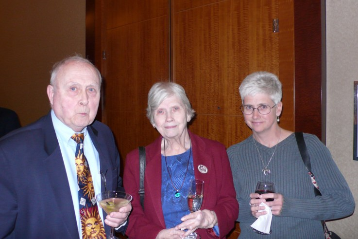 Larry Millikan, Jeanine Millikan