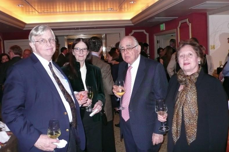 Clark Lambert, Muriel Lambert, Mauricio Goihman-Yohr