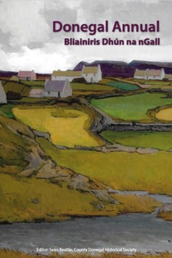 Cover of Donegal Annual 2020