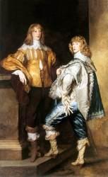 baroque period cavalier during early fashions its 17th century era clothing painting half mens history portrait stuart costume dyck bernard