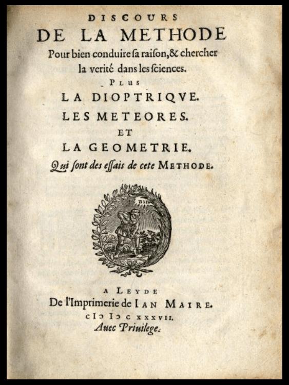 Je Suis Ce Que Je Pense : pense, René, Descartes, Writes,, Pense,, Suis.