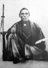 Okubo Toshimichi some time during the 1860s. Okubo functionally ran Satsuma after 1868 alongside Saigo, but his ideas were far more in line with the technocrats in Choshu than with Saigo's traditionalism.