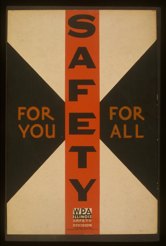 Safety for you, safety for all
