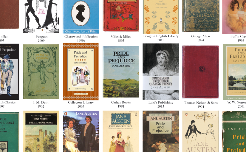 85 Jane Austen's Pride and Prejudice