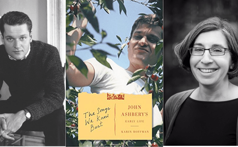 121 A Portrait of the Poet as a Young Man – John Ashbery's Early Years (with Karin Roffman)