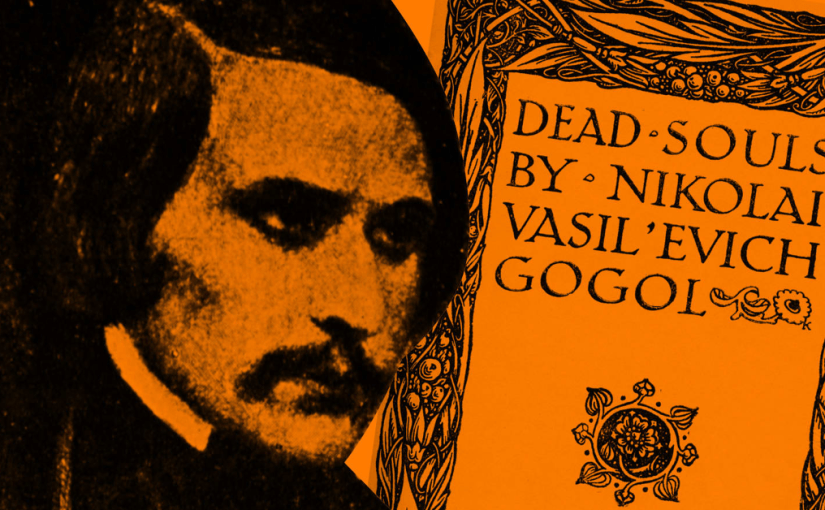 189 Weeping for Gogol