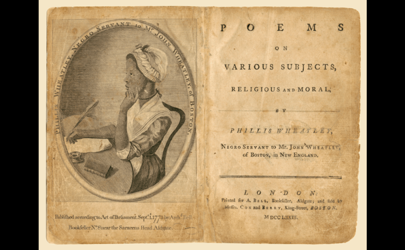 216 The Trials of Phillis Wheatley