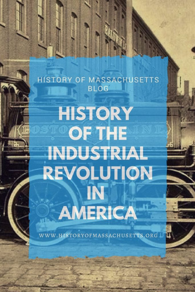 the industrial revolution in