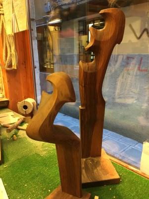 Forcolaio Matto wooden ore locks