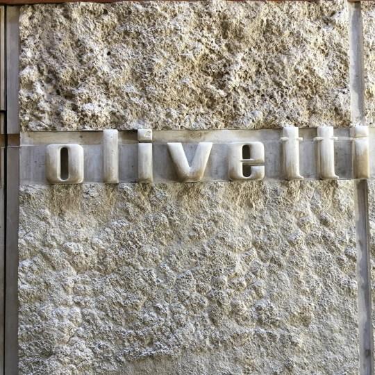 Venice: Negozio Olivetti