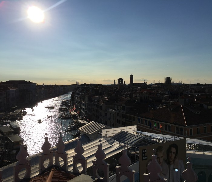 Venice: T Fondaco Dei Tedeschi
