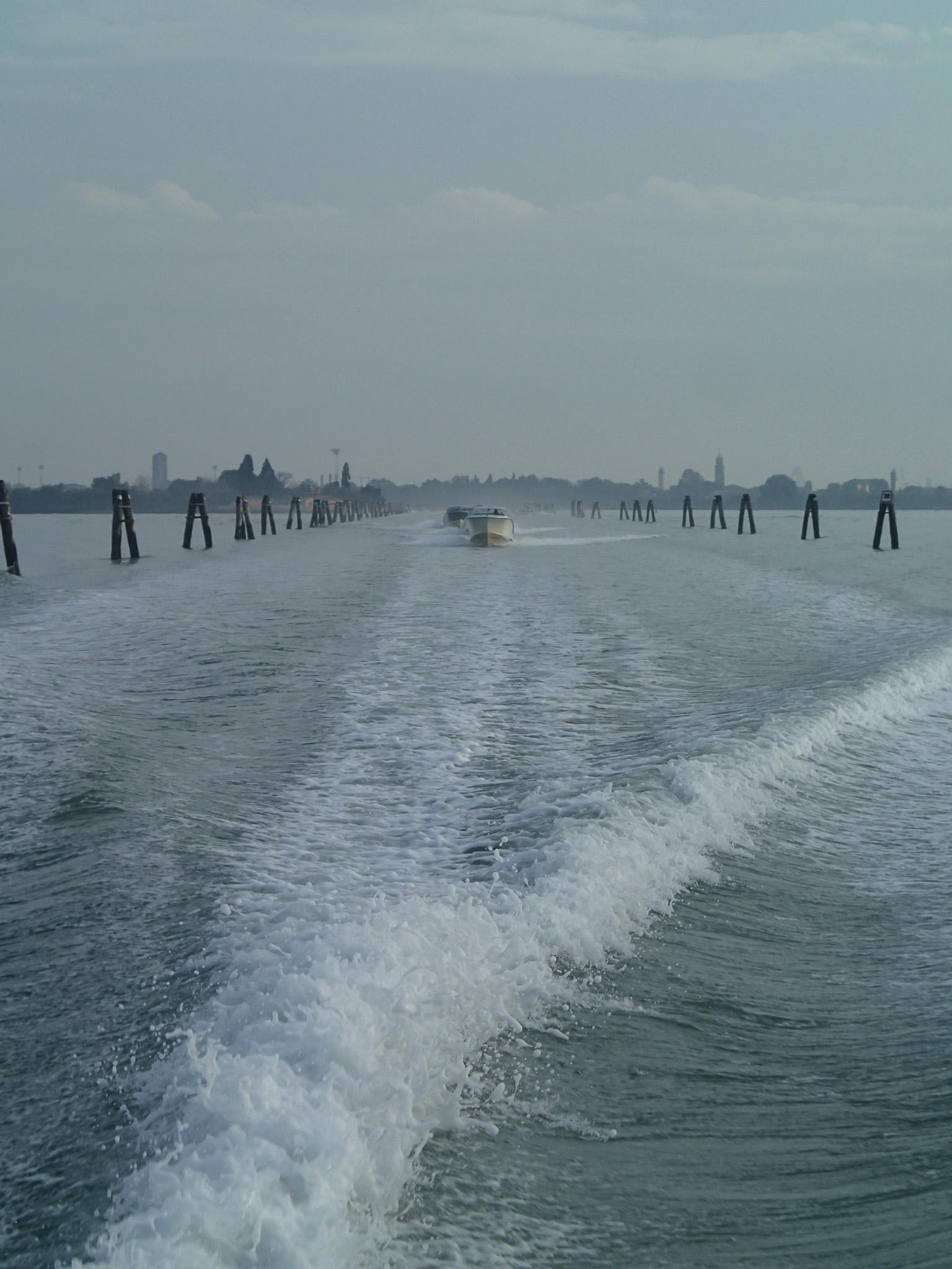 Venice: Departure