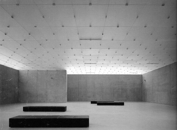 Peter Zumthor Bregenz Museum Interior
