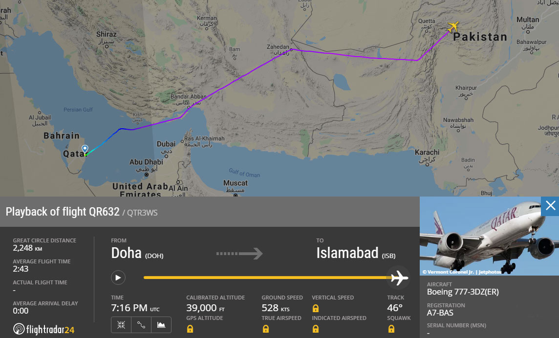 International Flight Operations Suspended for Two Weeks in Pakistan - Page 7 - History of PIA - Forum