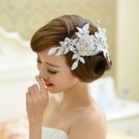 Wedding Accessories Flower Hair Accessories Wedding ...