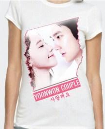 kaos couple yoonwon