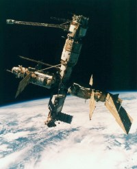 Mir Space Station   Space
