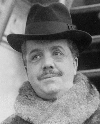 Sergei Pavlovich Diaghilev.