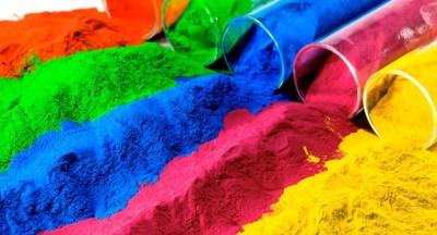 Colour pigments image