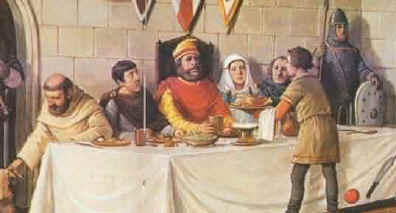 Medieval Food: From Peasant Porridge to King s Mutton History