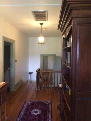 Second Floor Hallway Thomas Shepherd Inn