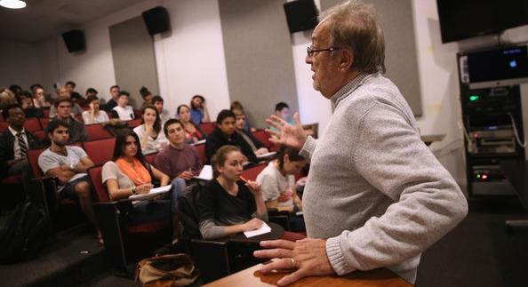 Ken Dancyger on script gurus and making it as a writer in Hollywood