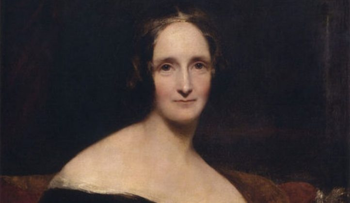 Mary Shelley, a genius in her mother's shadow