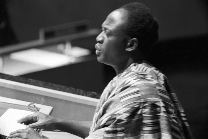 The great conspiracy against Kwame Nkrumah