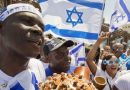 Hypocritical Jewish Israel to throw thousands of Black Africans out