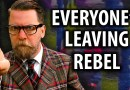 Video: EXCELLENT: Why EVERYONE is leaving Canadian Jewish scumbag's RebelMedia organisation!