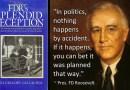 Video & Audio: Political Magic: How Roosevelt fooled Americans!