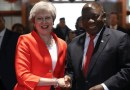 Jews at Work: British PM Theresa May Backs South African Land Grab from White Farmers