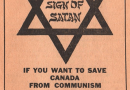 Books The sign of Satan: if you want to save Canada from communism never vote for a Freemason or a Jew! (1930)