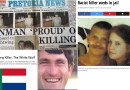 Video & Audio: What the White Political Killers proved: The original White Wolf: Barend Strydom