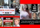 Video & Audio: TeamWhite 2020 No 8: Election Fraud & maltreatment of Whites in various countries