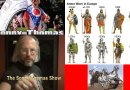 Video & Audio: Interview: Sonny Thomas Show: White Males as Natural Warriors