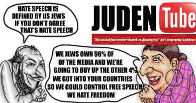Video: Top Jewish Organisation behind Draconian Hate Speech Law In South Africa