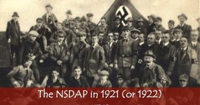 Video: Rare: Hitler's National  Socialist 25 Point  Program – Part 1