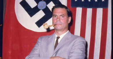 Video: Rockwell: The greatest NAZI genius AFTER WW2 – Killed by the Jews!
