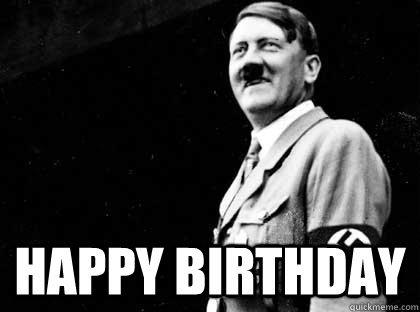 Video Happy Birthday Adolf Hitler History Reviewed